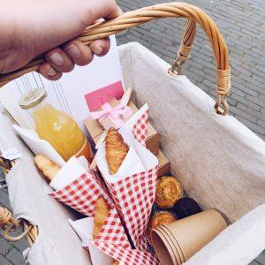 Picknickmand Kersvers Alphen