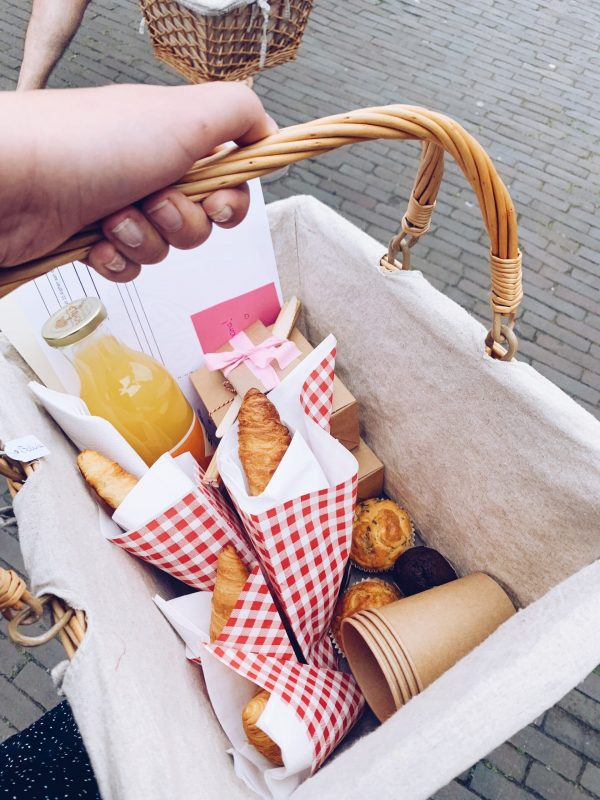 Picknickmand Kersvers Alphen