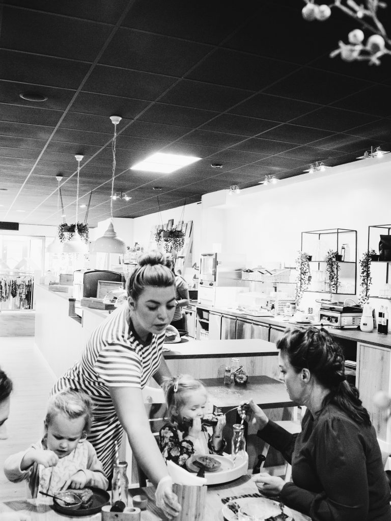 Kinder café Alphen aan den Rijn