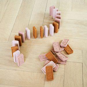 Liewood Domino roze 2