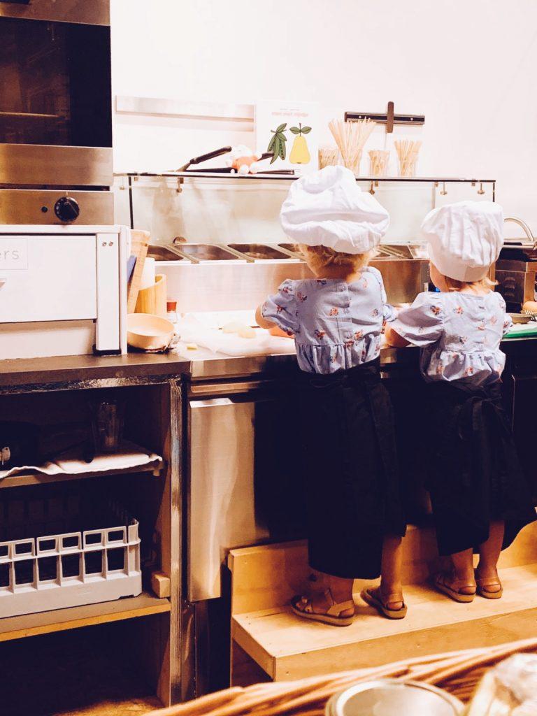 Kook workshop Alphen aan den Rijn
