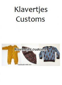 Kinder conceptstore Kersvers en klavertjes customs