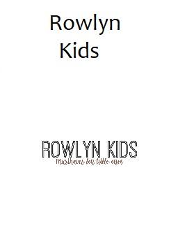 rowlyn kids Kersvers