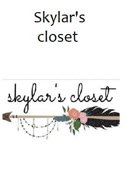 skylar's closet Kersvers