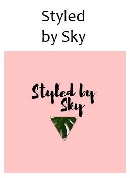 styled by sky Kersvers