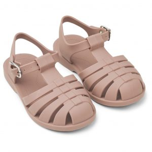 Liewood sandals dark rose