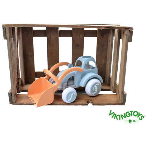 Viking Toys tractor groot