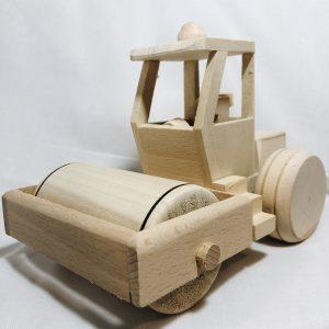 Houten speelgoed walsmachine