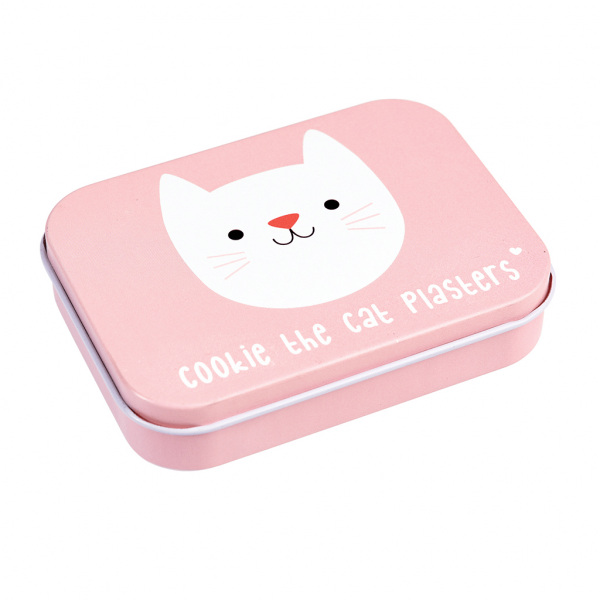 pleisters cookie the cat