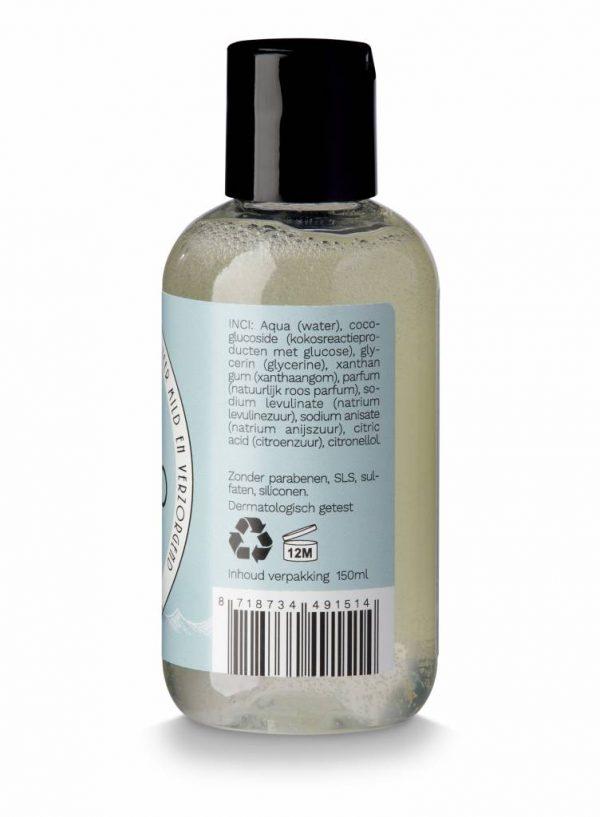 Kleine Badkamer shampoo natuurlijk