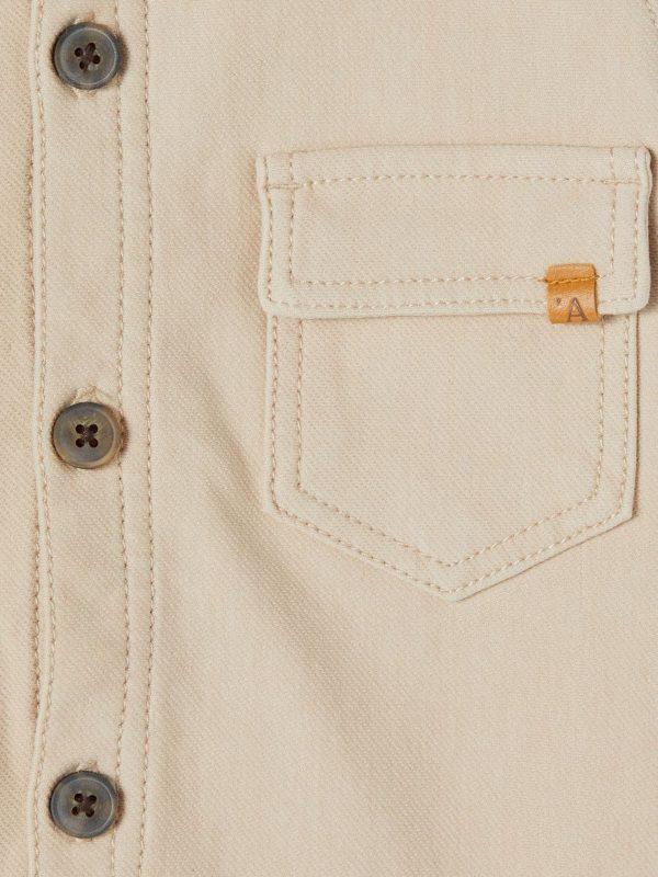 Lil Atelier stevige blouse