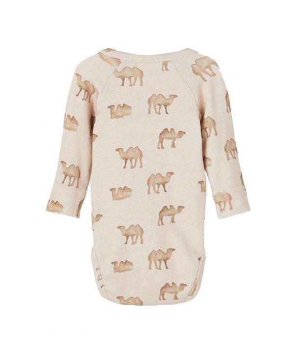 lil atelier romper kamelen