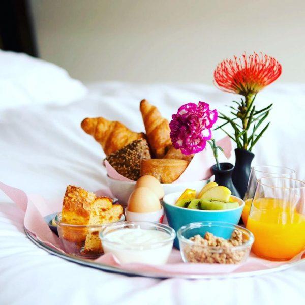 Kersvers Alphen ontbijt